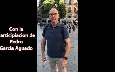 PEDRO GARCIA AGUADO participa CURSO INTERVENCIONISTA FAMILIAR ADICCIONES