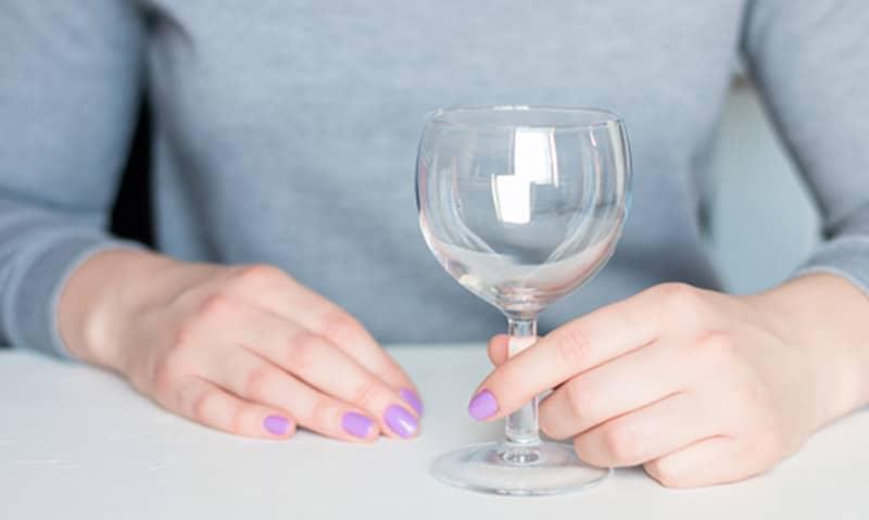 consumo de alcohol y síndrome de abstinencia