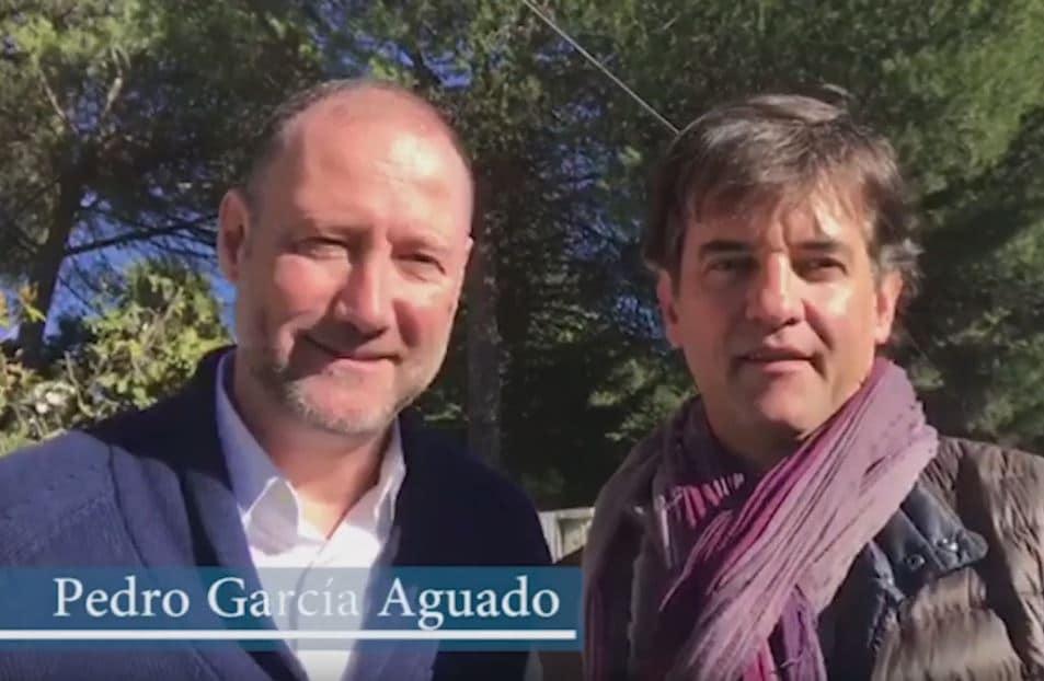 La participación de Pedro García Aguado en el curso de intervencionista familiar